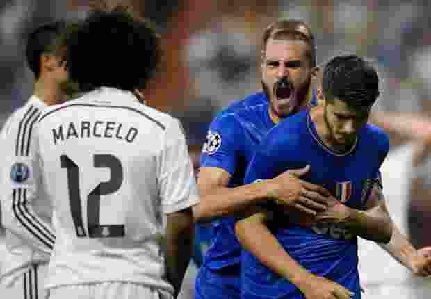 Final UCL, Juventus Tantang Barcelona