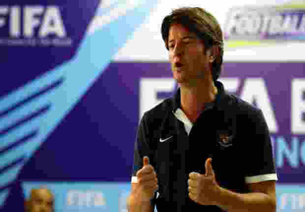 Pieter Huistra Berharap Indonesia Lolos Sanksi FIFA