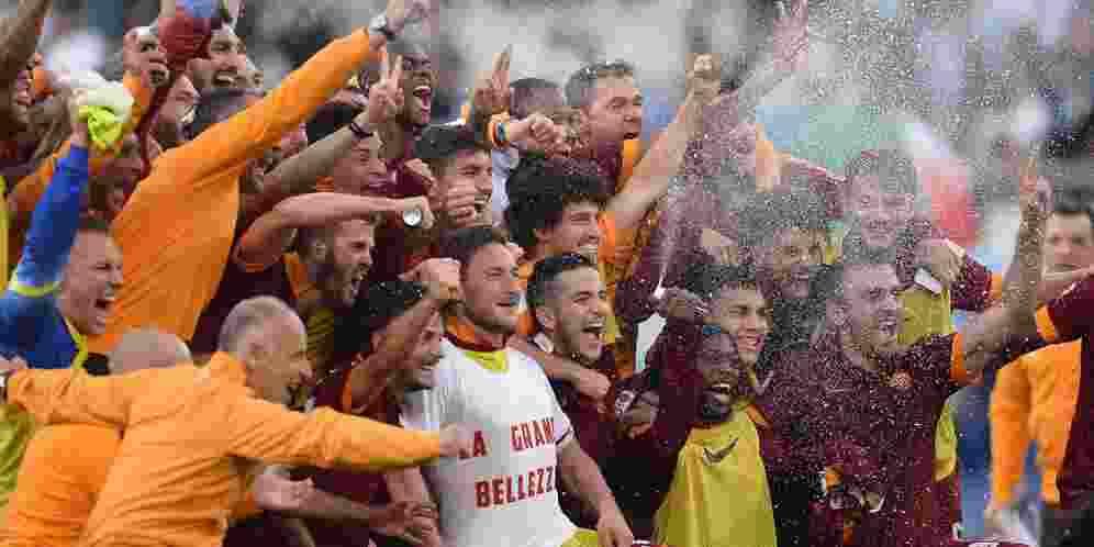 Skor Akhir Hasil Bola Lazio vs AS Roma Skor 1-2
