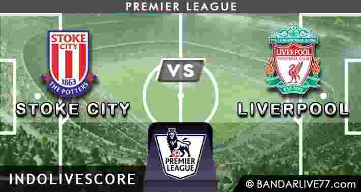 Stoke City vs Liverpool
