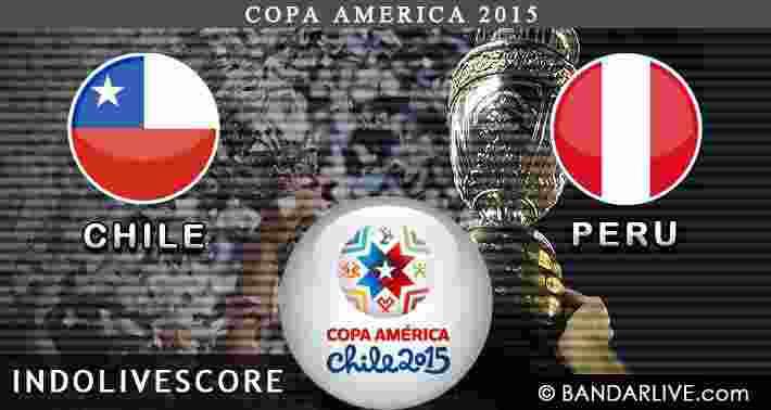 Preview Prediksi Chile vs Peru 30 Juni 2015 Copa America
