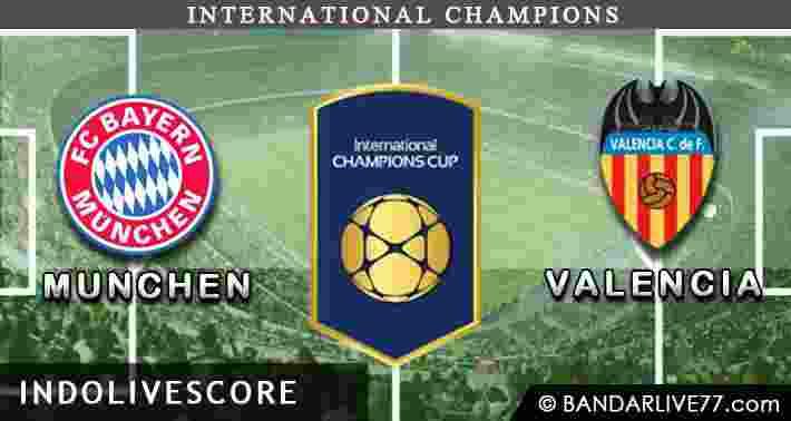 Bayern Munich vs Valencia