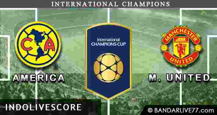 Club America vs Manchester United