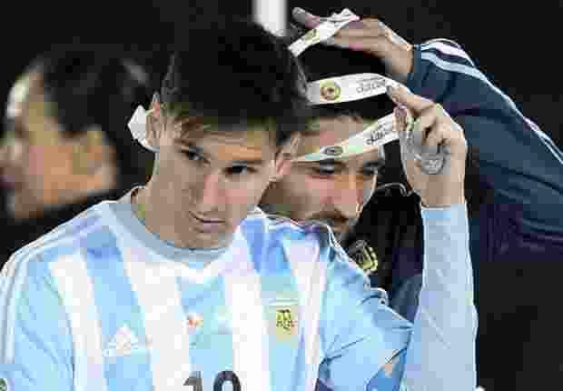 Lionel Messi Jadi Pahlawan Dan Kambing Hitam