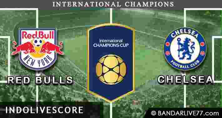 New York Red Bulls vs Chelsea FC