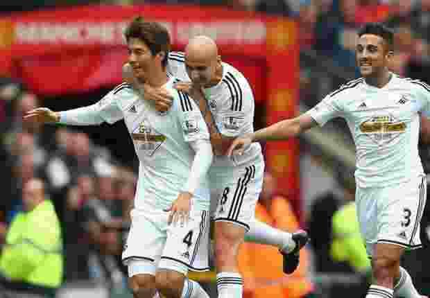 Swansea City meniru metode latihan Real Madrid dan Manchester United