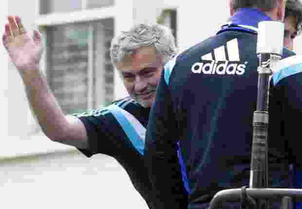 Tanpa Pemain Tambahan, Jose Mourinho Tetap Tidur Nyenyak