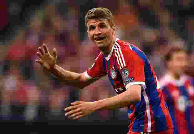 Thomas Muller Selamanya Di Bayern Munich