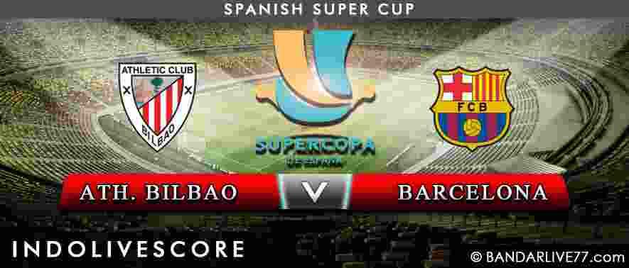 Ath Bilbao vs Barcelona