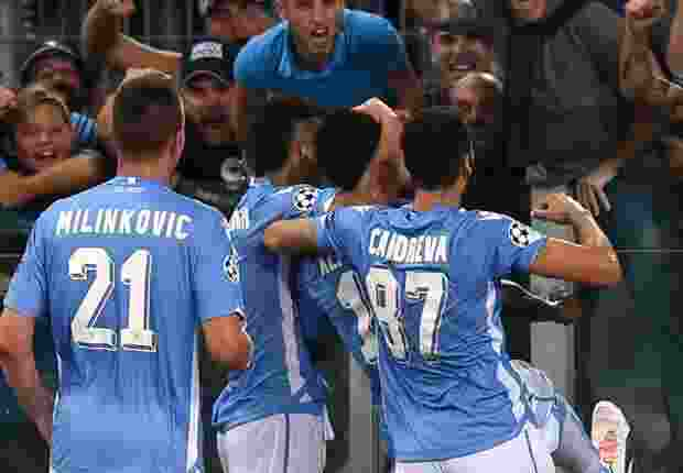 Berikut Hasil Play-Off Liga Champions Leg 1