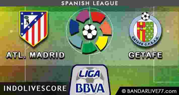 Atheletico Madrid vs Getafe
