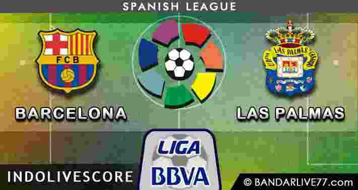 Barcelona vs Las Palmas