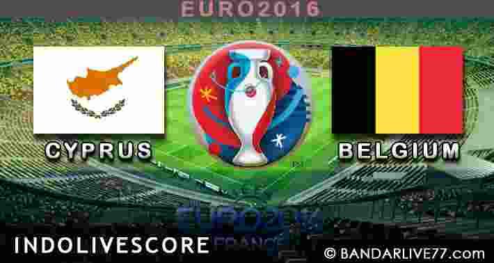 Cyprus vs Belgium