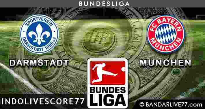 Darmstadt vs Bayern Munchen