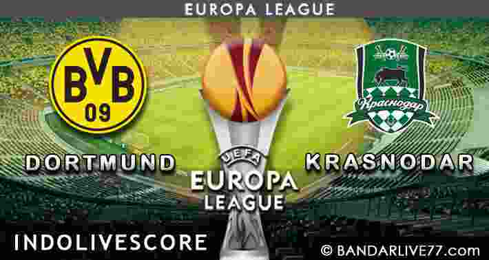 Dortmund vs Krasnodar