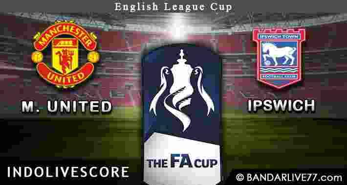 Manchester United vs Ipswich