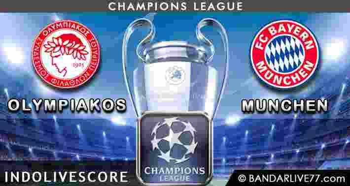 Olympiakos vs Bayern Munchen