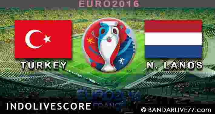 Turkey vs Netherlands