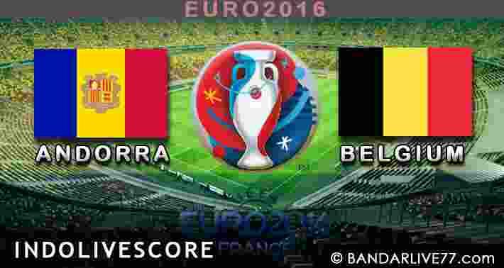Andorra vs Belgium