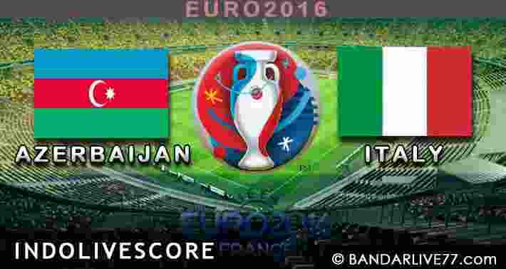 Azebaijan vs Italy
