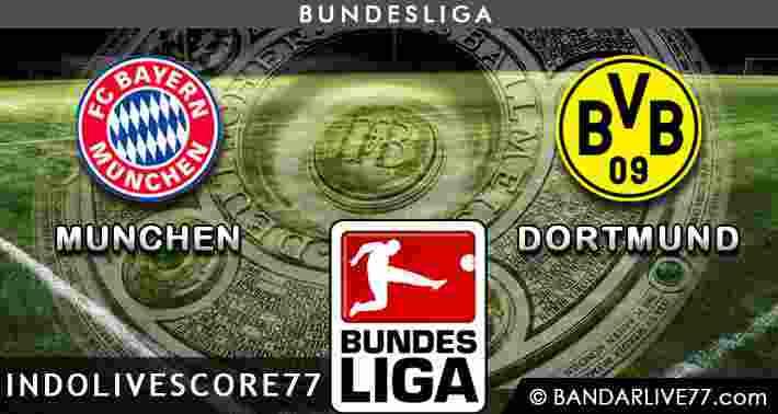 Bayrn Munchen vs Dortmund