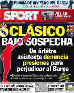 El Clasico Diguncang Skandal Suap Wasit1