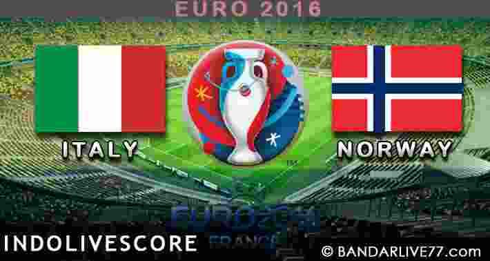 Italy vs Norway