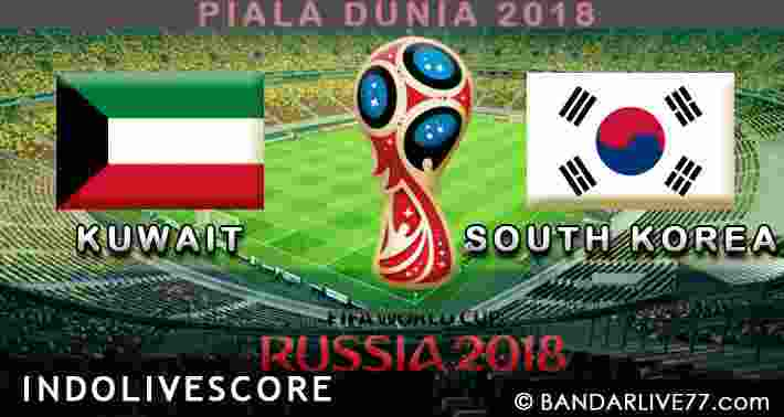 Kuwait vs South Korea