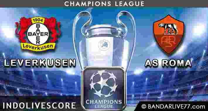Leverkusen vs AS Roma