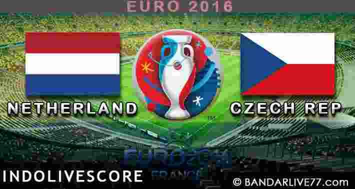 Ntherlands vs Czech Republic
