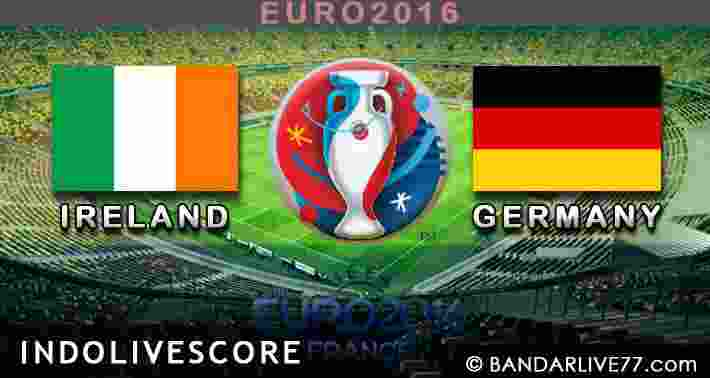 Republic of Ireland vs Germany