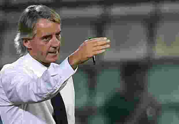 Roberto Mancini Menolak FC Internazionale Disebut Favorit Scudetto