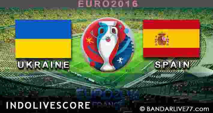 Ukraine vs Spain