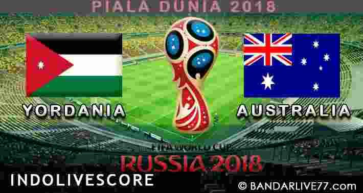 Yordania vs Australia