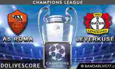 AS Roma vs Leverkusen