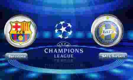 Barcelona vs BATE Borisov