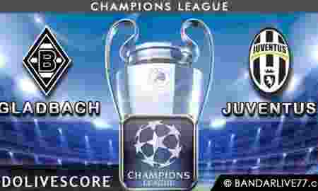 Borussia Monchengladbach vs Juventus