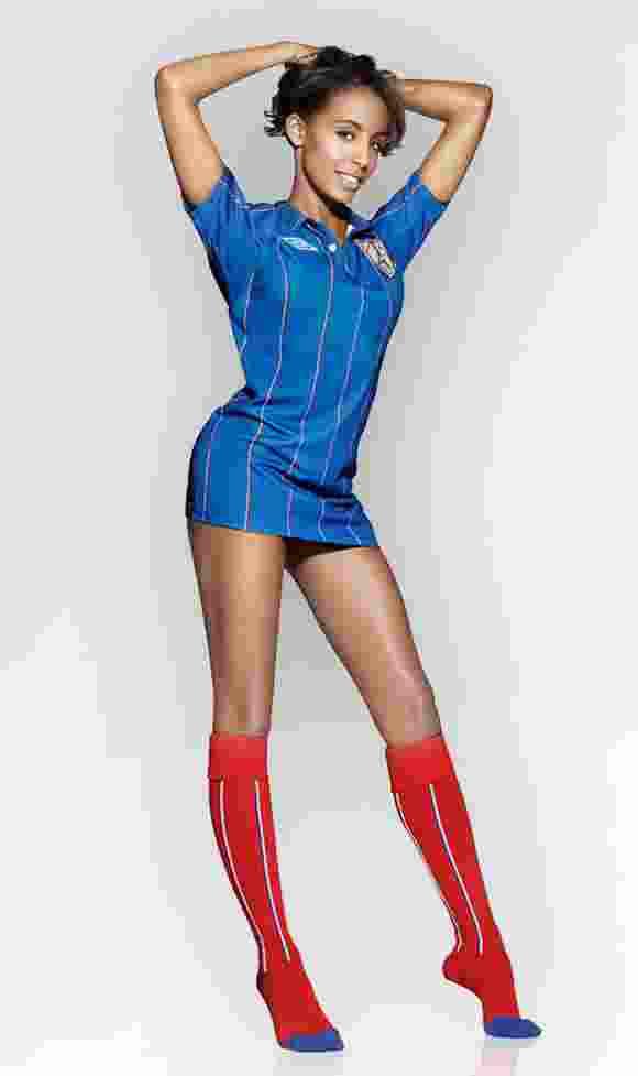 9. Charlene Suric - Gael Clichy