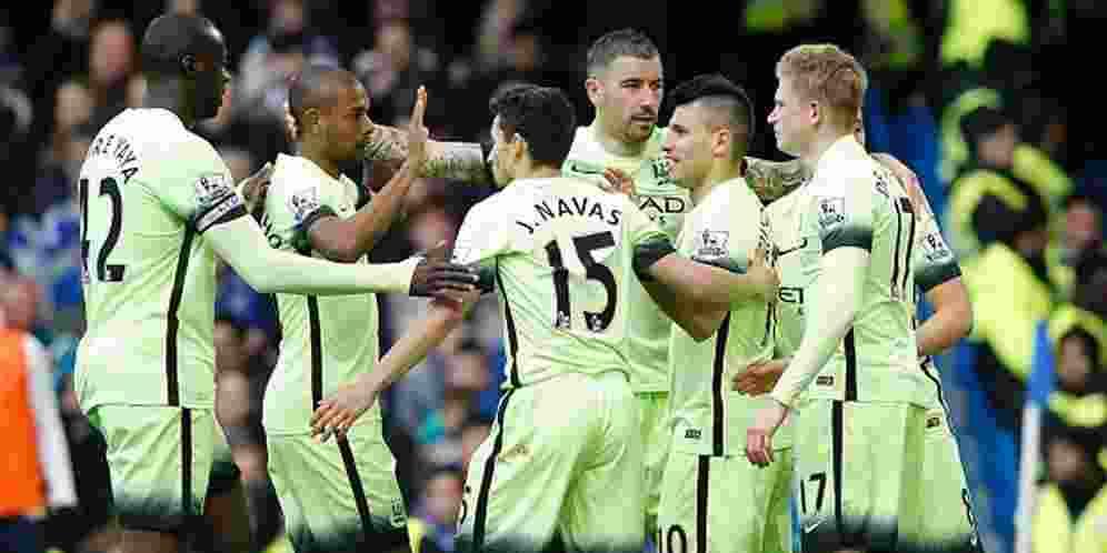 Hasil Bola Chelsea vs Manchester City, Skor 0-3