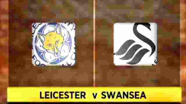 Prediksi Hasil Skor Leicester City vs Swansea City 24 April 20161