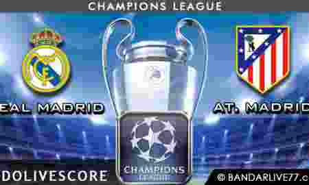 Final Real Madrid vs Atletico Madrid Liga Champion 2016