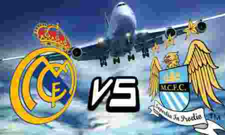 Real Madrid vs Manchester City1
