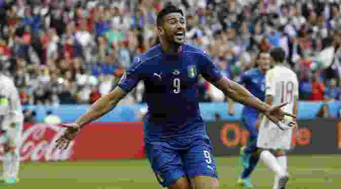 Di Prancis Juga Merayakan Kemenangan Italia