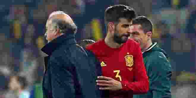 Gerard Pique Putus Asa Spanyol Tidak Lagi Menjadi Yang Terbaik