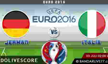Prediksi Jerman vs Italia Perempat Final Euro 2016