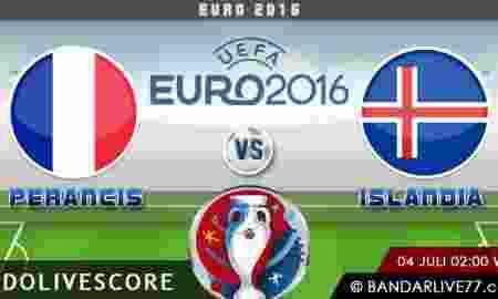 Prediksi Perancis vs Islandia Perempat Final Euro 2016