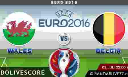 Prediksi Wales vs Belgia Perempat Final Euro 2016