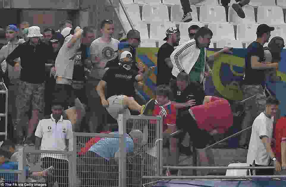 analysis of soccer hooligans This paper analyzes hooligans: rival football fans bent on brawling it develops a simple theory of hooligans as rational agents we model hooligans as persons who derive utility from conflict.