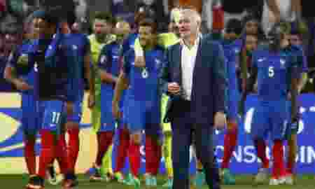 Deschamps Akan Bawa Prancis Catat Sejarah Baru di Piala Eropa