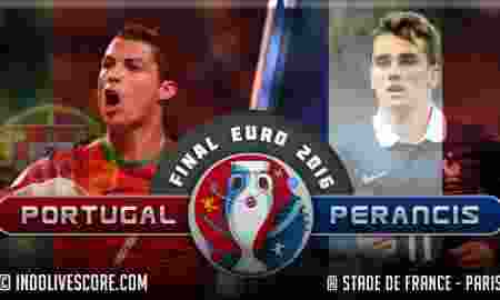 Portugal vs Perancsi Final Euro 2016